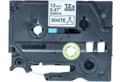 Brother TZ-R231 / TZE-R231, 12mm x 4m, černý tisk / bílý podklad, originální páska