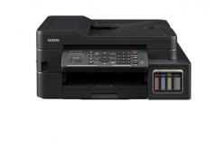 Brother multifunkce inkoustová MFC-T910DW - A4, 12ppm, 128MB, 6000x1200, USB, WIFI, LAN, 150lis, ADF 20, TANK FAX DUPLEX