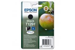Epson originální ink C13T12914012, T1291, black, 385str., 11, 2ml, Epson Stylus SX420W, 425W, Stylus Office BX305F, 320FW