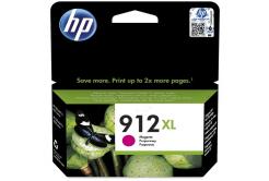 HP 912XL 3YL82AE purpurová (magenta) originální cartridge