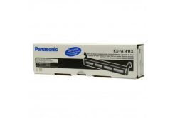 Panasonic KX-FAT411E černý (black) originální toner