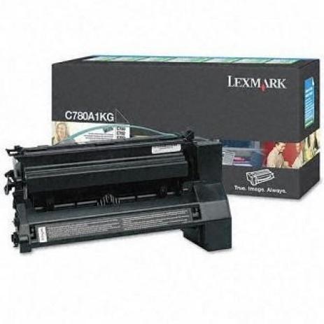 Lexmark C780A1KG negru toner original
