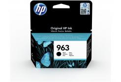 HP 963 3JA26AE černá (black) originální cartridge