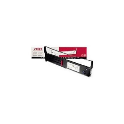 OKI 40629303, černá, originální barvicí páska