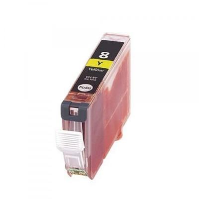Canon CLI-8Y žlutá (yellow) kompatibilní cartridge