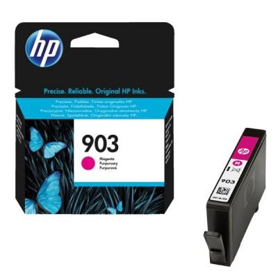 HP č.903 T6L91AE purpurová (magenta) originální cartridge, výprodej
