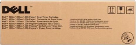 Dell C815K / 593-10494 cyan original toner