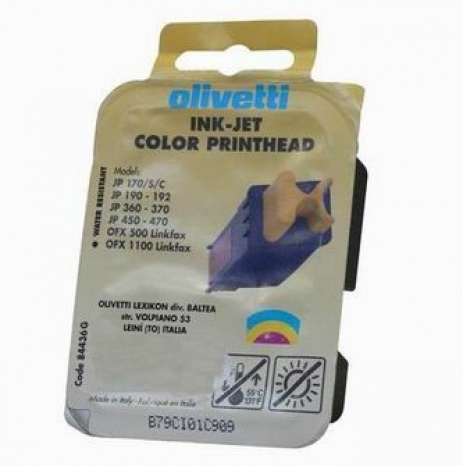 Olivetti 84436 color original ink cartridge