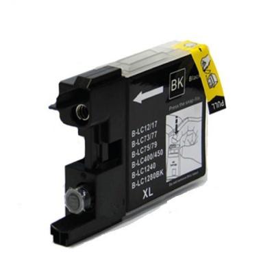 Brother LC-1240 / LC-1280 černá (black) kompatibilní cartridge