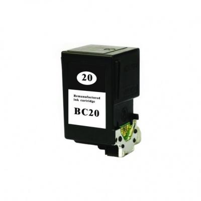 Canon BC-20 černá (black) kompatibilní cartridge
