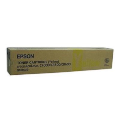 Epson C13S050039 żółty (yellow) toner oryginalny