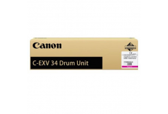 Canon C-EXV34M purpurová (magenta) originální válcová jednotka