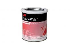 3M 10 Scotch-Weld Kontaktní rozpouštědlové lepidlo, 1 litr
