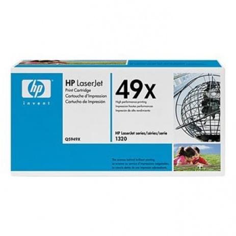 HP 49X Q5949X negru toner original