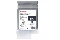 Canon PFI-101BK, 0883B001 čená (black) originální cartridge
