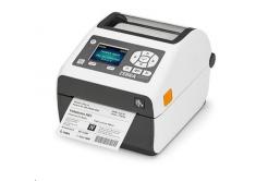 Zebra ZD620 ZD62H43-D0EL02EZ Healthcare DT tiskárna štítků, LCD, 300 dpi, USB, USB Host, Serial, LAN, 802.11, BT ROW