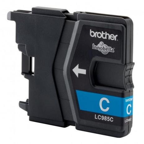 Brother LC-985C azúrová (cyan) originálna cartridge