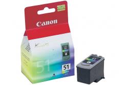 Canon CL-51 barevná (color)  originální cartridge