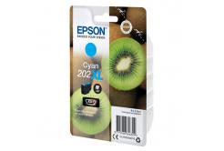 Epson 202XL T02H24010 azurová (cyan) originální cartridge