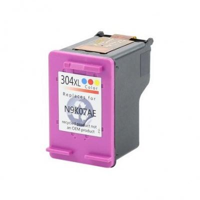 HP 304XL N9K07AE barevná (color) kompatibilní cartridge