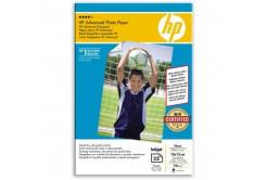 "HP Q8691A Advanced Glossy Photo Paper, foto papír, lesklý, zdokonalený, bílý, 10x15cm, 4x6"", 250"