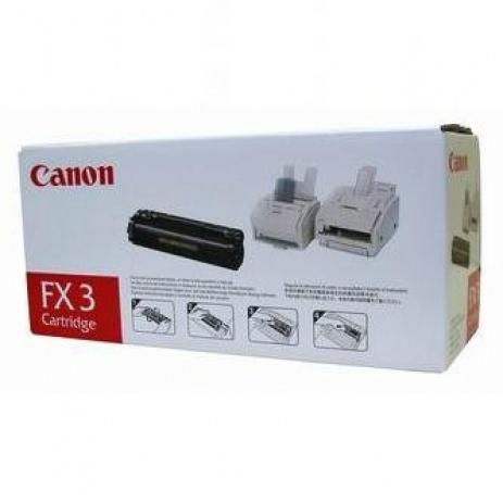 Canon FX3 fekete (black) eredeti toner