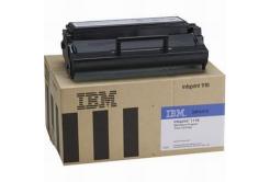 IBM 28P2412 fekete (black) eredeti toner