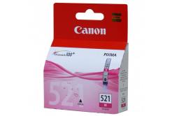 Canon CLI-521M, 2935B001 purpurová (magenta) originální cartridge