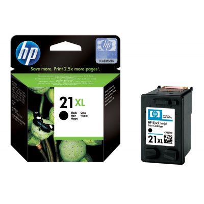 HP č.21XL C9351C černá (black) originální cartridge