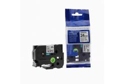 Kompatibilní páska s Brother TZ-251 / TZe-251, 24mm x 8m, černý tisk / bílý podklad