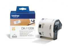 Brother DK-11209, 62mm x 29mm, papírová role