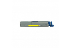 OKI 43459329 for C3300, C3400 yellow compatible toner