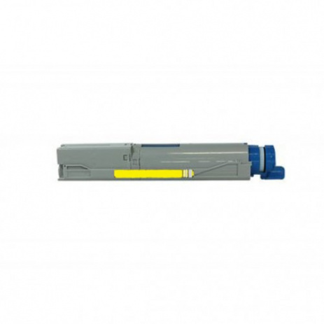 OKI 43459329 for C3300, C3400 yellow compatible toner