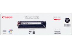 Canon CRG-716 černý (black) originální toner