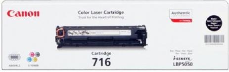 Canon CRG-716 negru (black) toner original