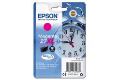 Epson originální ink C13T27134012, 27XL, magenta, 10, 4ml, Epson WF-3620, 3640, 7110, 7610, 7620