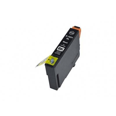 Epson T1631 XL černá (black) kompatibilní cartridge
