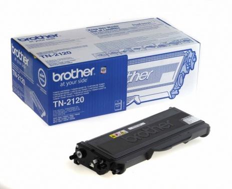 Brother TN-2120 fekete (black) eredeti toner