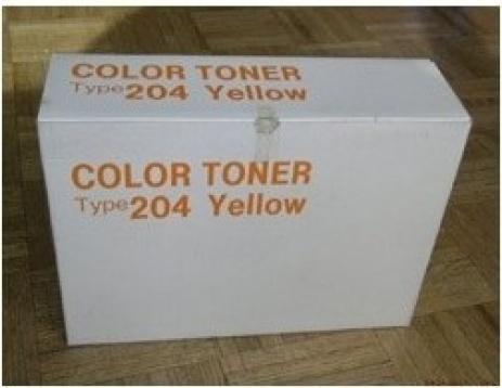 Ricoh 204 yellow original toner