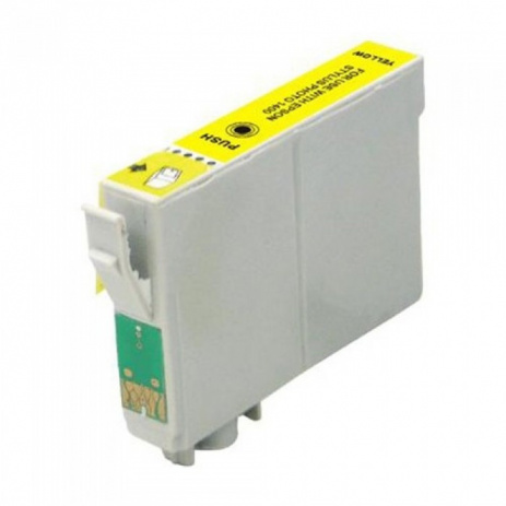 Epson T0454 galben (yellow) cartus compatibil
