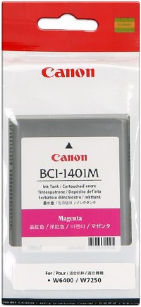 Canon BCI-1401M bíborvörös (magenta) eredeti tintapatron