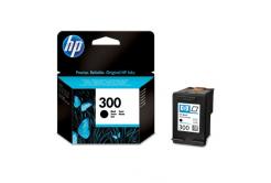 HP 300 CC640EE černá (black) originální cartridge