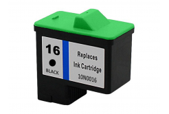 Lexmark 16 10N0016 černý (black) kompatibilní cartridge