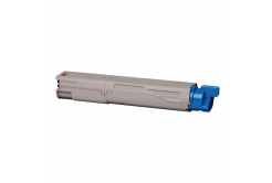 OKI 43459330 purpuriu (magenta) toner compatibil