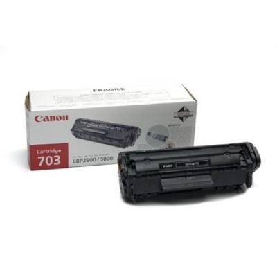 Canon CRG-703 černý (black) originální toner