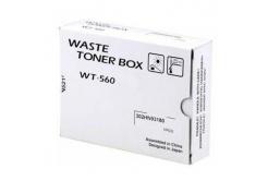 Kyocera pojemnik na zużyty toner, oryginalny WT560, 302HN93180, 15000 stron, Kyocera FS-C 5100DN/C, 5200DN/C, 5300DN