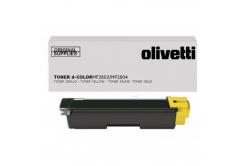 Olivetti B1067 žlutá (yellow) originální toner
