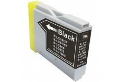 Brother LC-970 / LC-1000Bk čierna (black) kompatibilná cartridge