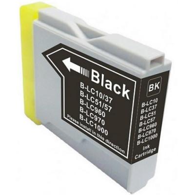 Brother LC-970 / LC-1000Bk černá (black) kompatibilní cartridge