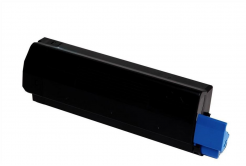 OKI 42127457 fekete (black) utángyártott toner
